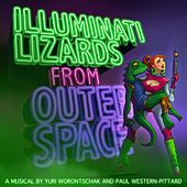Illuminati Lizards from Outer Space von Various Artists