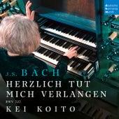Herzlich tut mich verlangen, BWV 727 by Kei Koito