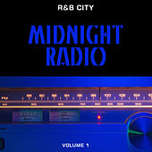 R&B City: Midnight Radio, Vol. 1 von Various Artists