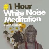 #1 Hour White Noise Meditation von Guided Meditation