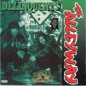 The Alleyway - EP von The Delinquents