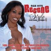R & B Hits Reggae Style Vol. 4 von Various Artists