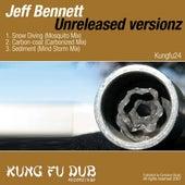 Unreleased Versions 1 by Jeff Bennett