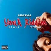 Yank Riddim (Young M.A Remix) van Snowsa
