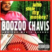 Who Stole My Monkey? de Boozoo Chavis and the Magic Sounds