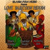 Love Injection Riddim de Various Artists