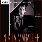 Milestones of a Piano Legend: Nikita Magaloff, Vol. 5 de Nikita Magaloff