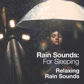 Rain Sounds: For Sleeping by Relaxing Rain Sounds