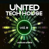 United Tech House, Vol. 3 - EP by Various Artists