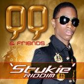 QQ & Friends - Stukie Riddim von Various Artists