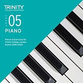Grade 5 Piano Pieces & Exercises for Trinity College London Exams 2018-2020 de Various Artists