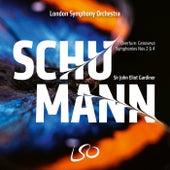 Schumann: Symphonies Nos. 2 & 4 by London Symphony Orchestra