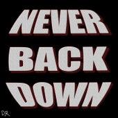 Never Back Down de D.R.