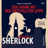 Die Originale: Der Mann mit der entstellten Lippe von Sherlock Holmes
