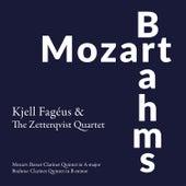 Kjell Fagéus & The Zetterqvist Quartet de Kjell Fagéus