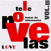 Telenovelas Love, Vol. 3 de Various Artists