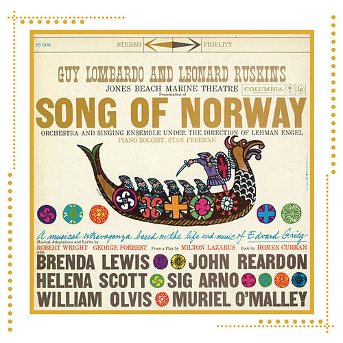 Song Of Norway by Various Artists