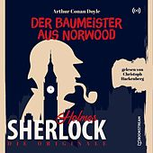 Die Originale: Der Baumeister aus Norwood von Sherlock Holmes