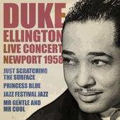 Live Concert Newport 1958 von Duke Ellington