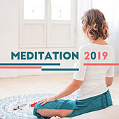 Meditation 2019: Yoga Training, Deep Harmony, Relaxing Music Therapy, Spiritual Awakening von Lullabies for Deep Meditation