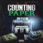 Counting Paper by Da Damn Sen