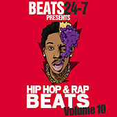 Beats24-7 - Hip Hop Beats & Rap Instrumentals Vol. 10 de Various Artists