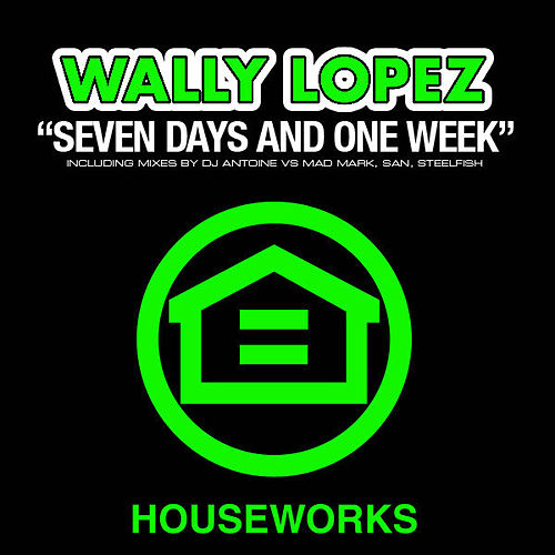 Seven Days And One Week 2010 by Wally Lopez