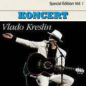Koncert, Vol. 1 by Vlado Kreslin