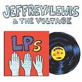 LPs by Jeffrey Lewis