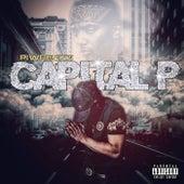 Capital P by Piwreckz