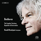 Beethoven: The Complete Piano Variations & Bagatelles by Ronald Brautigam
