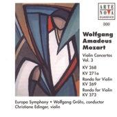 Mozart: Violin Concertos Vol. 3 by Christiane Edinger