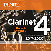Clarinet Grade 4 Pieces & Exercises for Trinity College London Exams 2017-2020 by Trinity College London Press
