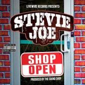Shop Open von Stevie Joe