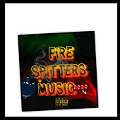 Fire Spitters Music Compilation Disc de Pulla be da man