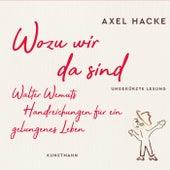 Wozu wir da sind (Walter Wemuts Handreichungen für ein gelungenes Leben) von Axel Hacke