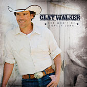 She Won't Be Lonely Long de Clay Walker