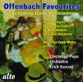 OFFENBACH: Favourites incl. Gaité Parisienne by The Cincinnati Pops Orchestra