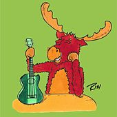 A Moose With a Uke by Moose