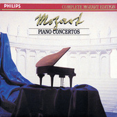 Mozart: The Piano Concertos (12 CDs, Vol.7 of 45) by Various Artists