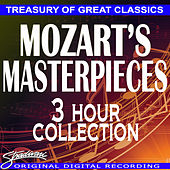Mozart's Masterpieces by Various Artists