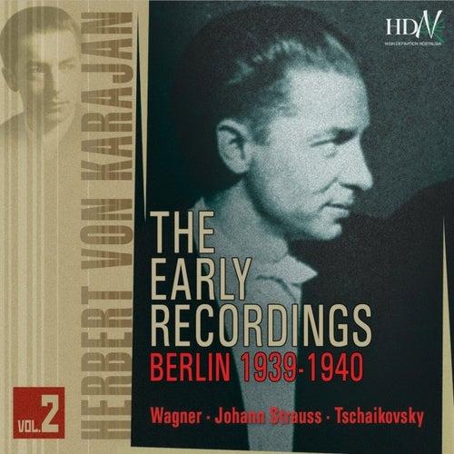 Herbert von Karajan : Early Recordings, Vol. 2 (1939-1940) by Various Artists