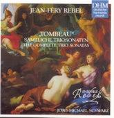 Rebel: 7 Sonatas For Violines, Viola Da Gamba & Basso Continuo de Ensemble Rebel