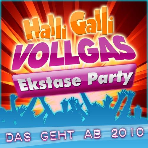 Halli Galli Vollgas Ekstase Party - Das geht ab 2010 by Various Artists