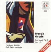 Haydn: Divertimenti Vol. 1 by Emil Klein