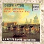 Haydn: London Symphonies Nos. 101 & 102 von Sigiswald Kuijken