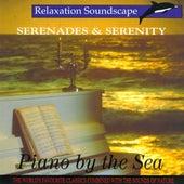 Piano By The Sea by Anton Hughes