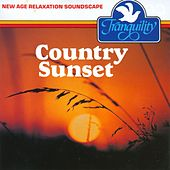 Country Sunset by Anton Hughes