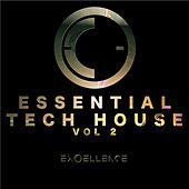 Essential Tech House, Vol. 2 - EP by Various Artists