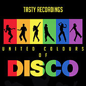 United Colours Of Disco - EP fra Various Artists